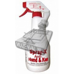 Spray-X - Anti Hond & Kat...